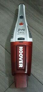 HOOVER JIVE HANDY 7.2V WET & DRY RECHARGEABLE HANDHELD VACUUM CLAEANER SJ72WWB6