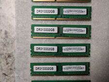 2GB DDR3 DIMM 1333Mhz rohs Desktop Memory (multiple available) DR313332GB