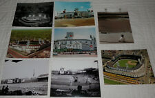Tiger Stadium Eight 8 DIFFERENT Postcards Detroit Tigers Navin Field Note Cards