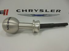 09-15 Dodge Challenger New Mopar Performance Short Throw Shifter Lever & Knob Oe