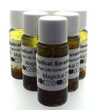 Radical Severance Herbal Magickal Oil past life consciousness