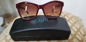 Ted Baker London 56mm Full Rim Square Sunglasses, Gradient, 100% UV, $149 NWB