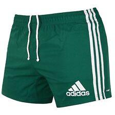 Adidas Damen Shorts kurze Sporthose Freizeit Training Hose Fitness Laufhose grün