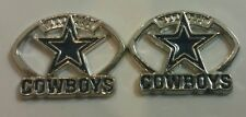 Dallas Cowboys Enamel Layered Pewter Charm for Paracord Bracelet