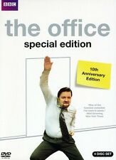Office: Special Edition [10th Anniversary Edition] [4 Discs] (2011, DVD NEW)