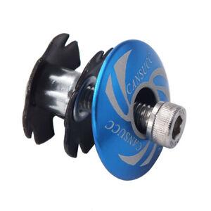 Bicycle 28.6mm Headset Top Star Nut Stem Cap Titanium Bolt Road Bike Accessor -B