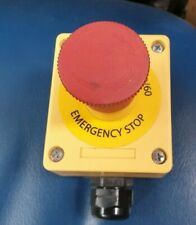 BANNER LOVATO 8L2PP1A5 EMERGENCY STOP (R3S11.5B1)