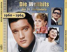 DIE WELTHITS DES 20. JAHRHUNDERTS: 1960-1964 / 3 CD-SET - NEU
