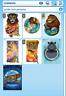 Topps Disney Collect - The Lion King - Pride Rock Personas set + award DIGITAL