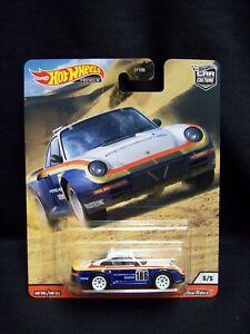 Hot Wheels Cruise Wild Terrain 1986 Porsche 959.