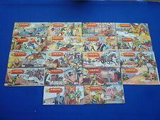 KINOWA  ALBI STELLA D'ORO IV SERIE 1/18 COMPLETA Ed. DARDO 1959 - OTTIMA !! !!