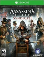 Assasin's Creed Syndicate Standard Edition Xbox One S Console New Ships Fast !!!