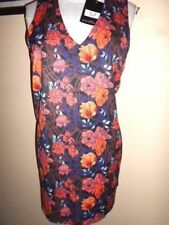 Spring Tunic Floral Dresses for Women