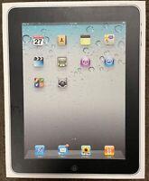 OPEN BOX Apple iPad 1st Gen. 16GB, Wi-Fi, 9.7in - Black MB292LL/A