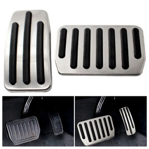 zowam Pedal Cover Pads for Tesla Model 3//X//S Anti-Slip Performance Foot Rest Pedal Pad Cover Fits Tesla Model 3//X//S Aluminum Car Accessories Gas Fuel Brake Pedal Foot Pedal Pads