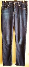 LEVI STRAUSS Demi Curve Classic Rise Straight LEVI'S JEANS Womens W26 Pre-Owned