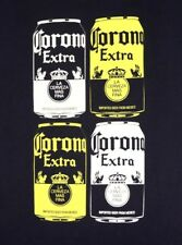 Corona Extra Beer T-shirt L Large Navy Blue Fruit of the Loom Mexico Bar Party