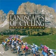 Landscapes of Cycling, Watson, Graham, EX CONDITION HARDBACK BOOK  BX1