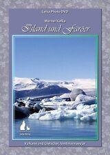 Leika Photo DVD - Island, Färöer und Vestmannayjar, 490 Fotos auf DVD, NEU
