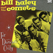 For Dancers Only by Bill Haley (CD, Jun-2005, Revola) SEALED copy