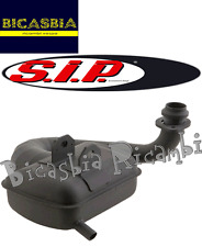 8942 - SILENCIADOR SIP RACING CARRETERA XL PIAGGIO VESPA 125 PX T5