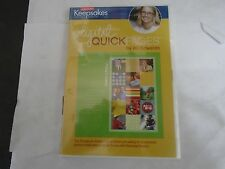 Creating Keepsakes Digital Quick Pages by Ali Edwards DVD Craft Supplies