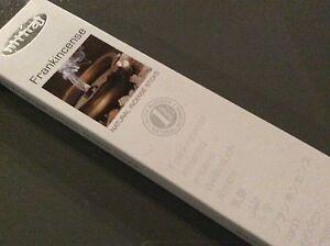 FRANKINCENSE INCENSE STICKS 25g Box Nitiraj Platinum Natural Fair Trade Premium