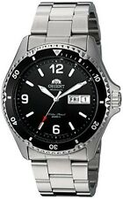 Orient FAA02001B9 Mens Black Dial Analog Automatic Watch
