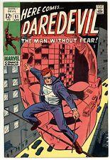 Daredevil 51 - Silver-Age Classic - High Grade 8.5 VF