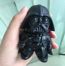 Star Wars Black Warrior Darth Vader toy Metal Zinc Alloy Herb Grinder Tobacco