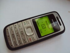 EASY CHEAP SENIOR PENSIONER TORCH SIMPLE ORIGINAL NOKIA 1200 ON VIRGIN