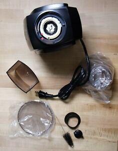 Baratza Black Encore Coffee Grinder 100-120VAC 50/60Hz, 70W, 0.8A