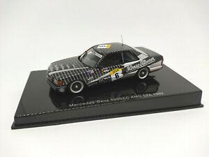 Auto Art 1:43 - Mercedes Benz 500SEC (W126) AMG Spa 1989 #6 68932