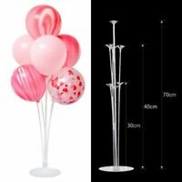 7 In 1 Plastic Balloon Accessory Base Table Aupport Holder Cup Stick Stand