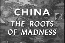 China The Roots of Madness 1967 Vintage Historical Documentary Movie Film Dvd