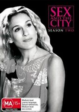 Sex And The City : Season 2 DVD : NEW