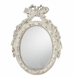 Wall Mirror Oval Mirror Vanity Mirror Table Mirror Make-Up Bathroom Mirror