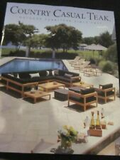 COUNTRY CASUAL TEAK CATALOG 2019 OUTDOOR TEAK OUTDOOR FURNITURE SINCE 1977  NEW
