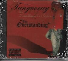 TANQUERAY The Overstanding cd Gangsta rap from Omaha, Ne 2006