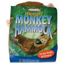 LM Marshall Hangin Monkey Hammock for Ferrets 1 Count