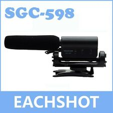 TAKSTAR SGC-598, TAKSTAR SGC-598 Shockproof hotshoe Condenser Recording Mic