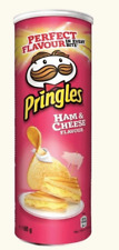 NEW PRINGLES HAM & CHEESE - 180G - VERY LIMITED EDITION FROM POLAND RARE