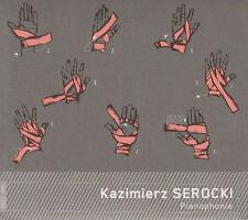 Kazimierz Serocki - Pianophonie CD