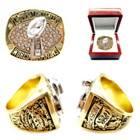2002 Tampa Bay Buccaneers Championship Ring #JACKSON Super Bowl XXXVII Size 8-13