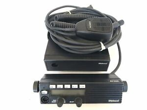EF Johnson RS-5300 RS5318 VHF Analog/P25 Digital Radio, Remote Head, CAP ready