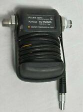 Fluke 700p04 Pressure Module 15 Psidg 100kpa 1bar