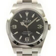 Authentic ROLEX 214270 Explorer I Automatic  #260-002-436-8155