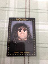 "WCW Trading Cards 1991 Jimmy ""Jam"" Garvin #72 Single Ungraded"