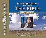 James Earl Jones Reads the Bible : KJV-New Testament (2003, CD, Unabridged) NEW