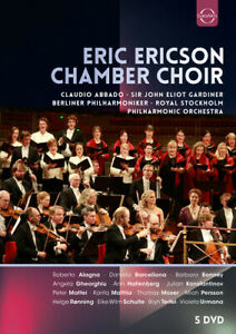 Eric Ericson Chamber Choir (5 Dvd) ADA UK